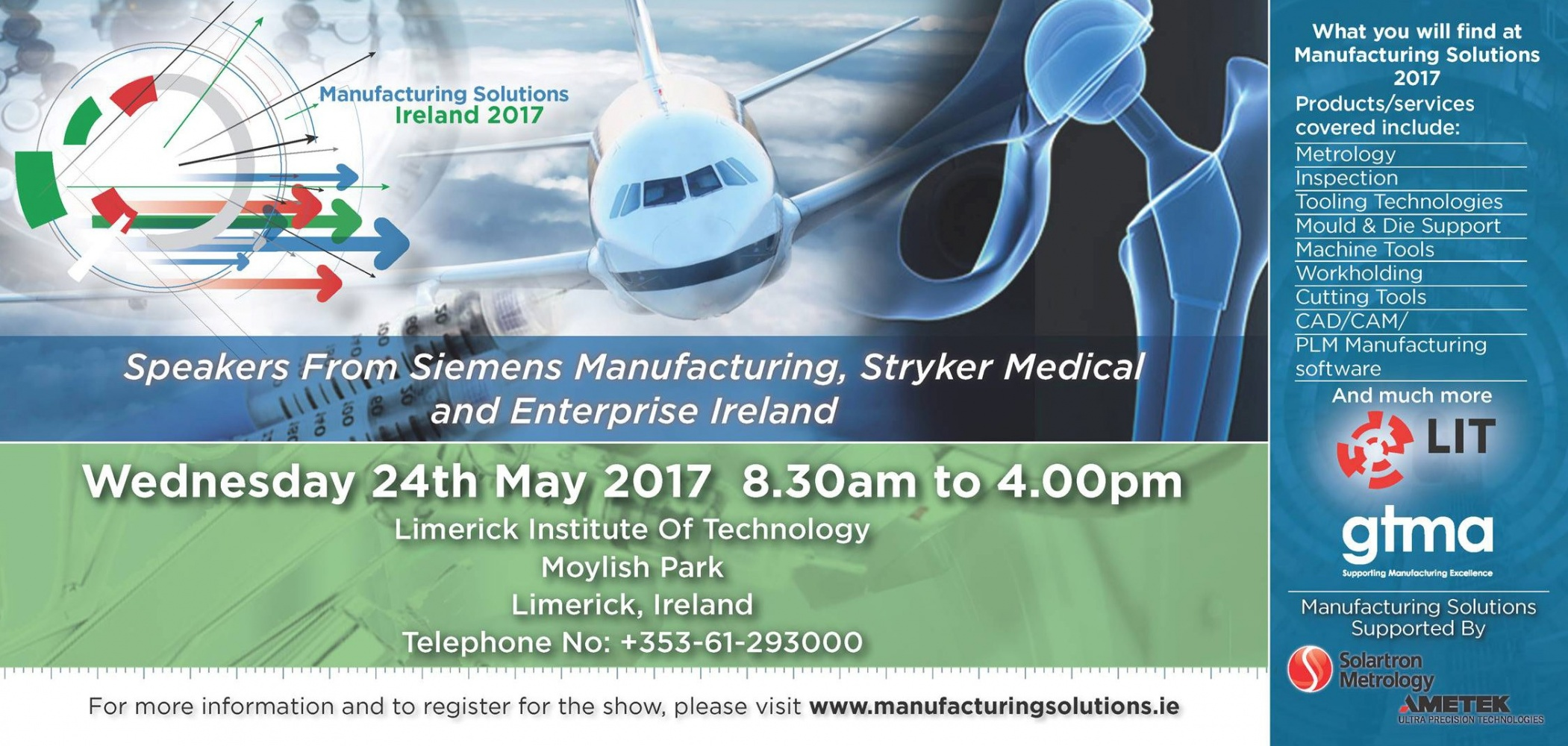 Manufacturing Solutions Invite 2