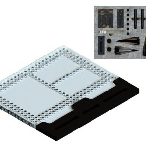 Vision Fixture System 200 (200mm Dock with Open-Sight™ Kit)