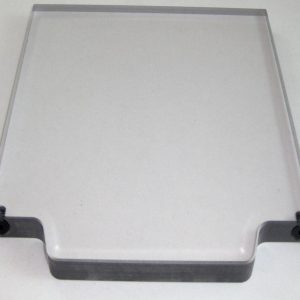 Open-Sight™ Vision Fixture Plate – BLANK -Metric