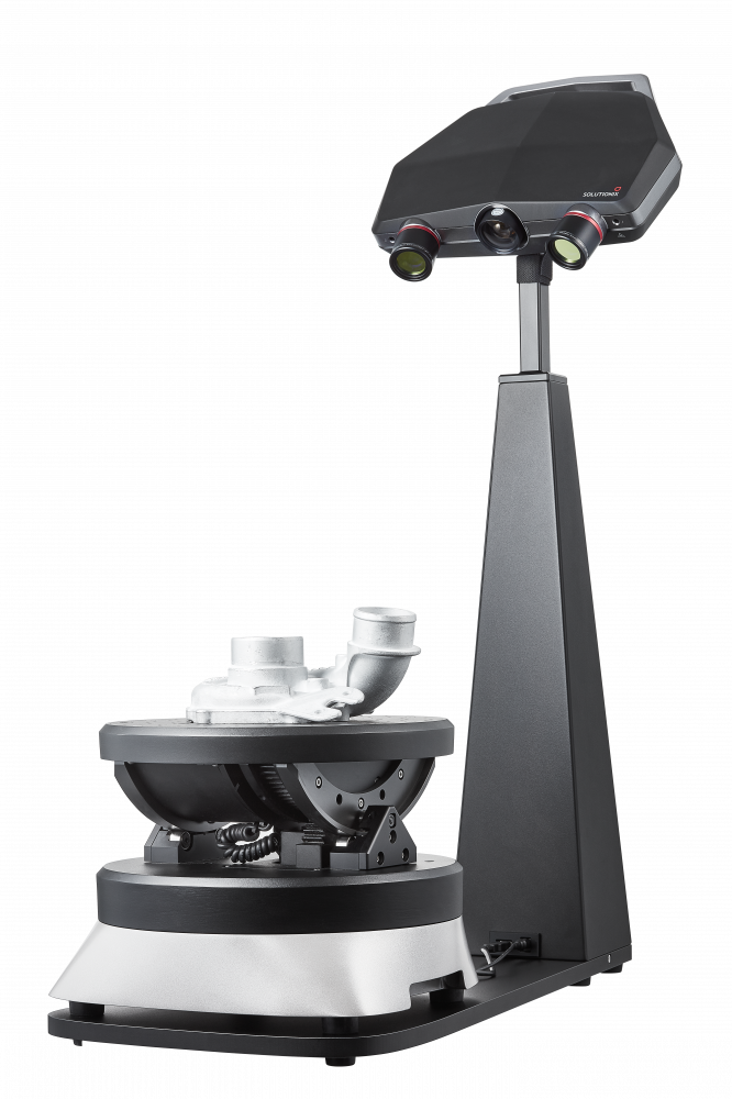 Solutionix C500 Scanner