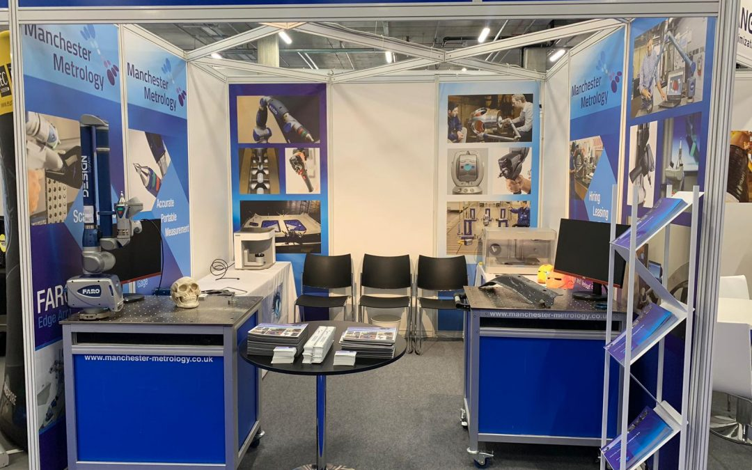 Manchester Metrology return from successful Offshore Europe Exhibition