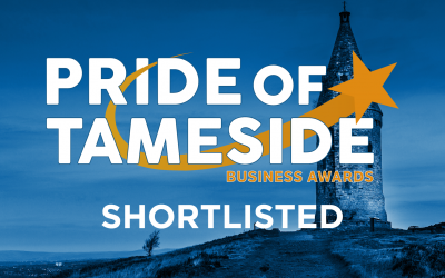 Manchester Metrology Shortlisted for 2 Awards at Pride of Tameside Awards
