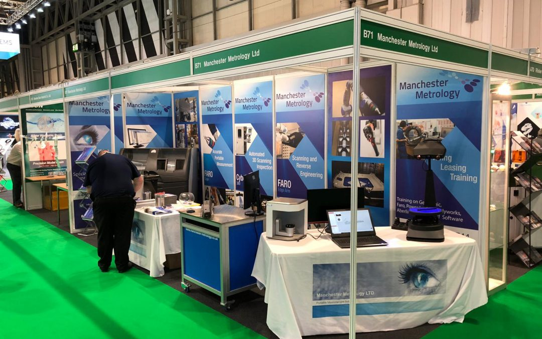 Manchester Metrology returns from successful TCT Exhibition