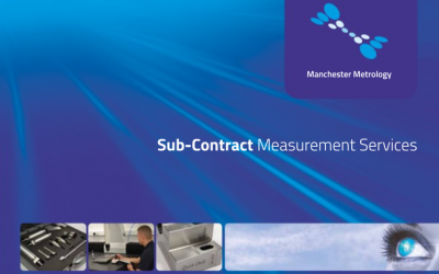 New brochure from Manchester Metrology